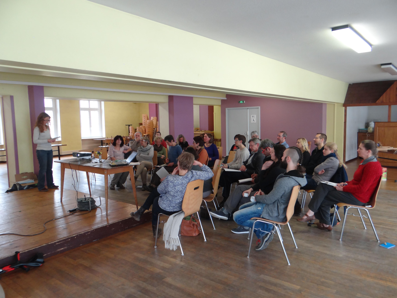 Assemblée Générale 20 mars 2016